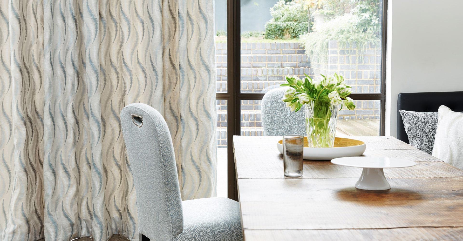 Dekoracje okienne dla domów i mieszkań